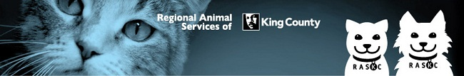License Your Pet Today! Regional Animal Services of King County