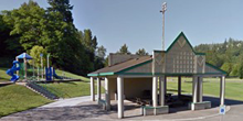 Tibbetts Valley Park Picnic Shelter