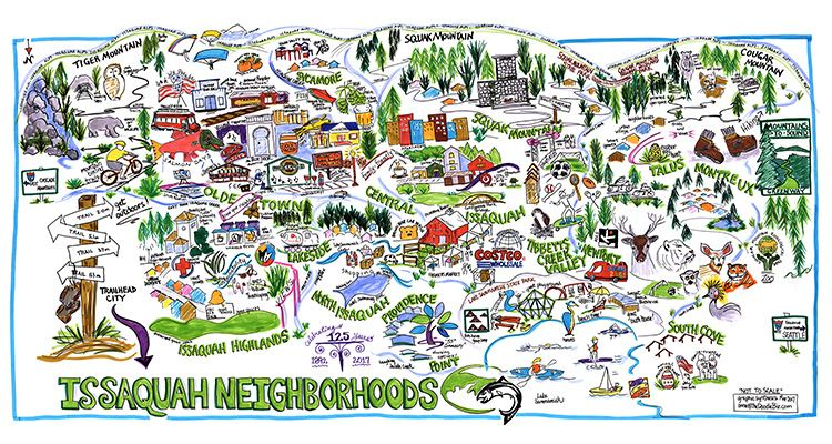 Issaquah Neighboorhoods