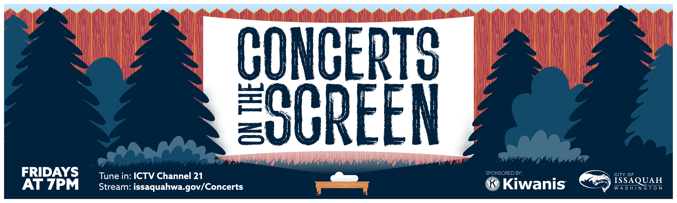 Concerts on the Screen