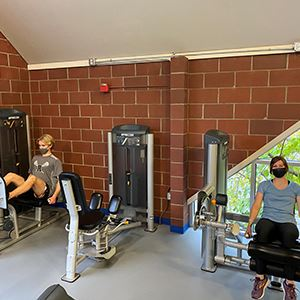 Fitness Room- News item