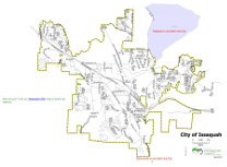 Click for larger city limits map