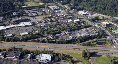 Central Issaquah